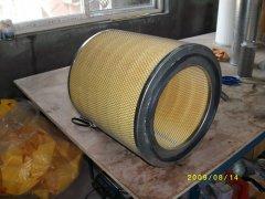 APD/P3298特涂行业真空吸砂机专用滤筒