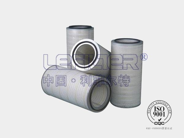 不锈钢骨架工业吸尘器滤筒