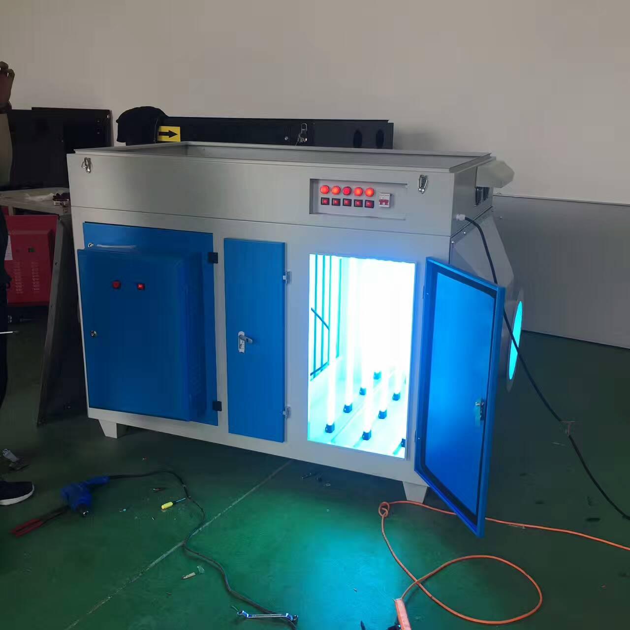 废气净化UV-5000光氧一体机