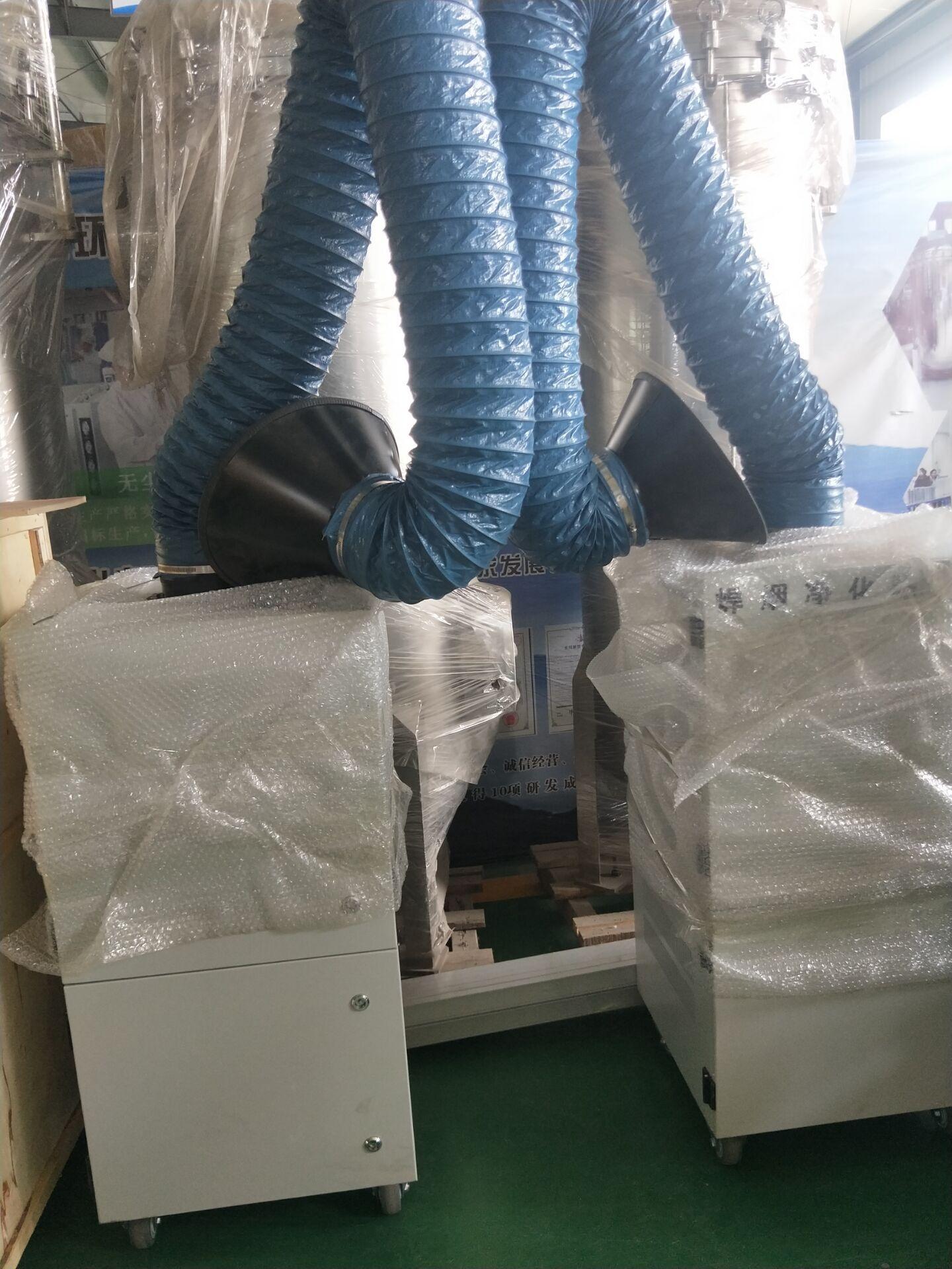 LFHY-4000焊烟工业除尘器