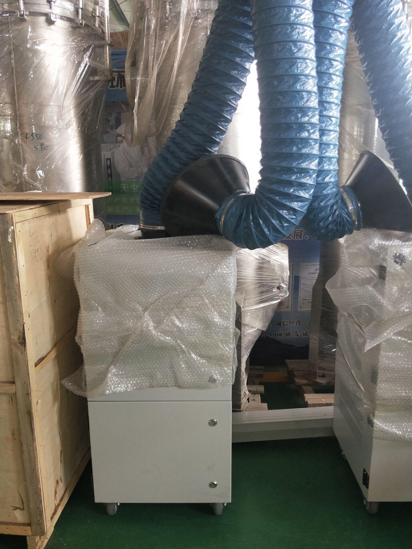 LFHY-4000焊烟净化除尘器