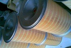 LF455X683水泥厂除尘滤筒