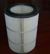 覆膜滤筒LF220X640