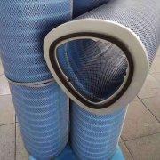 高效阻燃空气滤筒